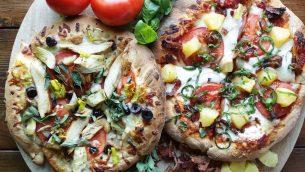 Pizza Video Still Image