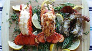 Lobster Still Hero