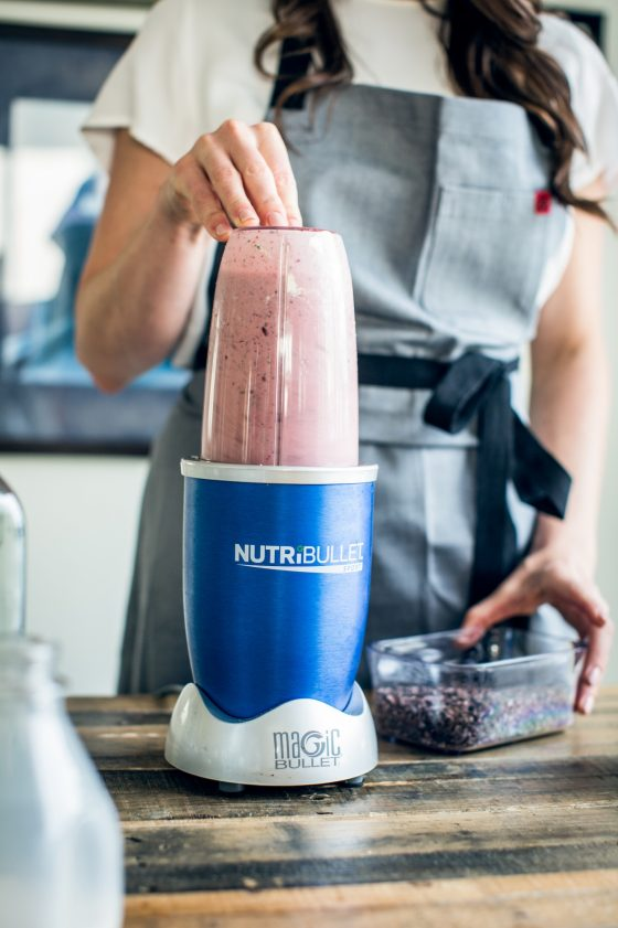 Be Well Kelly L Nutril Bullet Smoothie007Resize