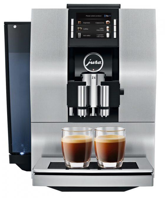 z wave coffee machine