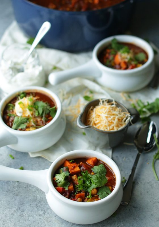 Veggie Chili 8