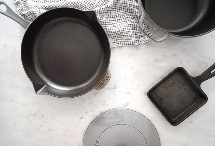 Everything You Need to Know to Properly Cook With a Cast Iron Skillet