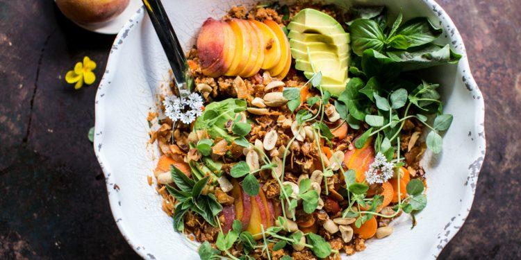 "Thai Style Cauliflower ""Fried"" Rice Recipe"