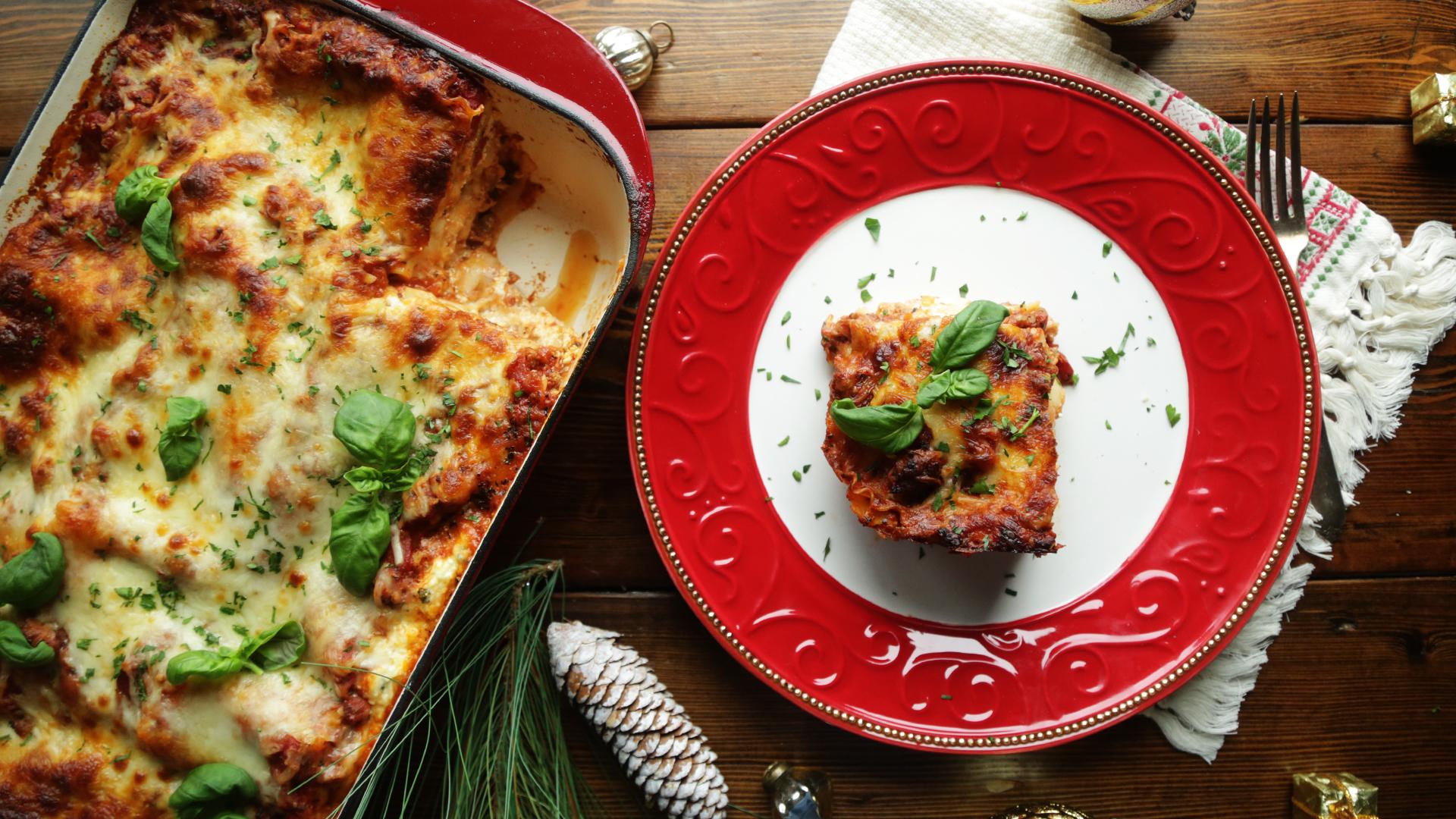 Lasagna Video Still Image 2