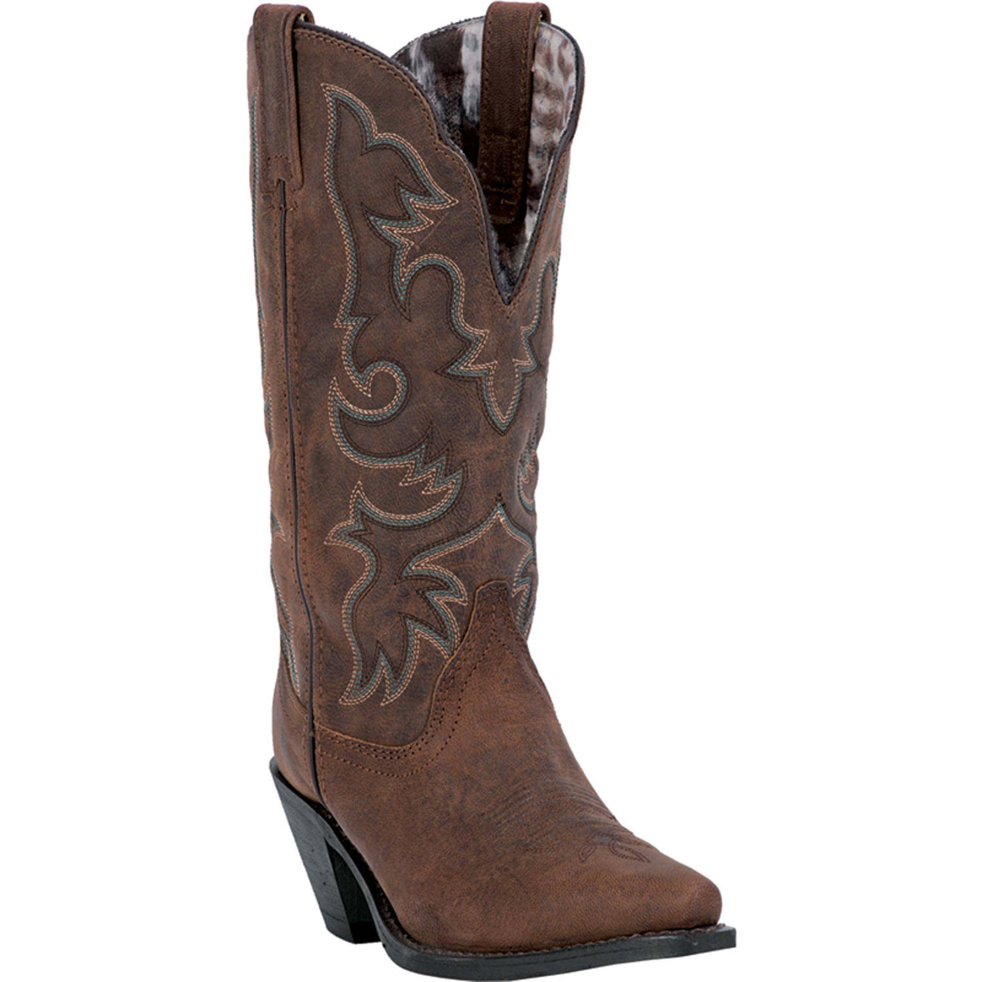 laredo womens goat leather access 12in fashion