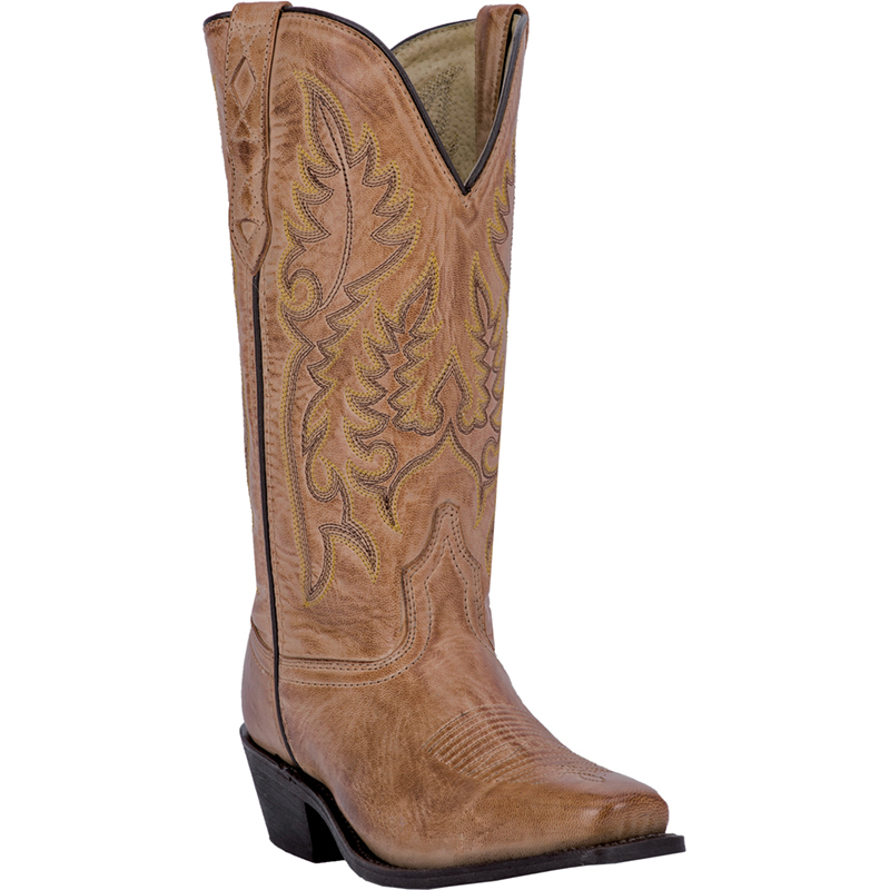 New ARIAT Women39s Catalina Antique Espresso Western Square Toe Boots