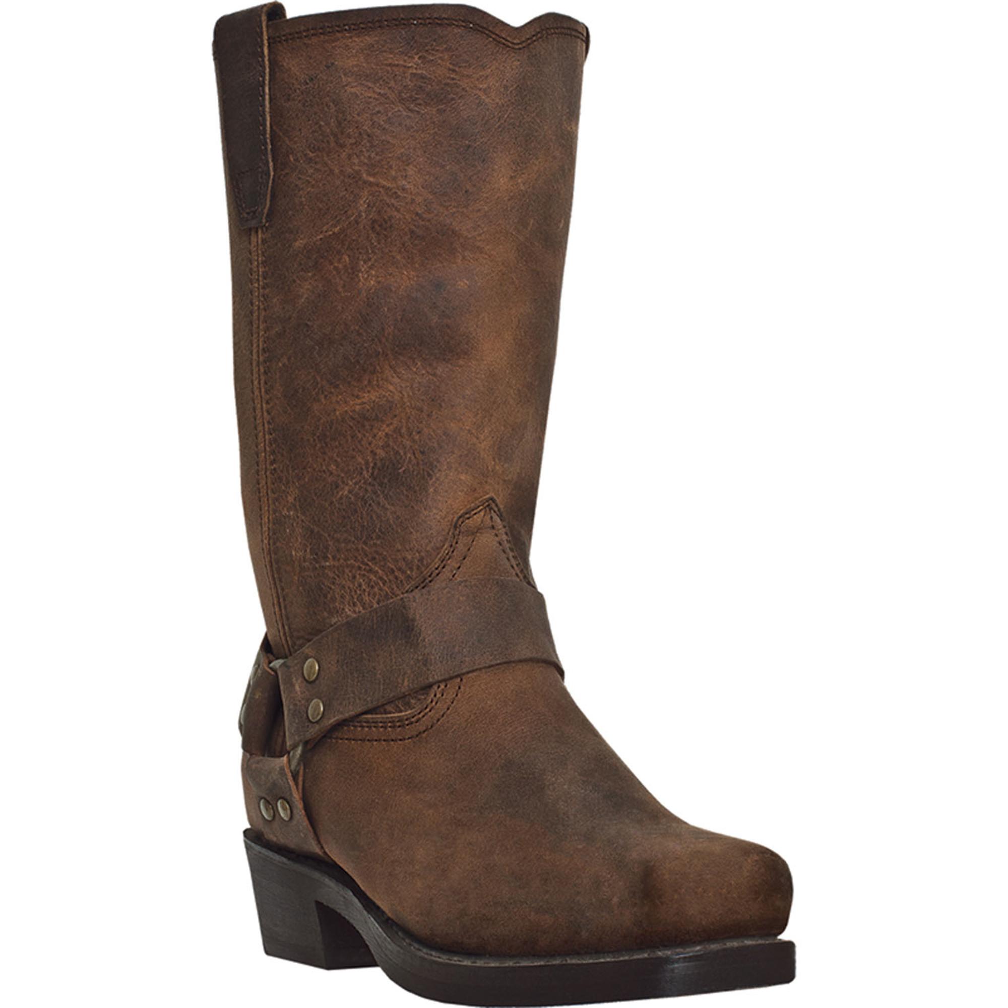 dingo 10 ew mens brown leather dean 11 quot harness