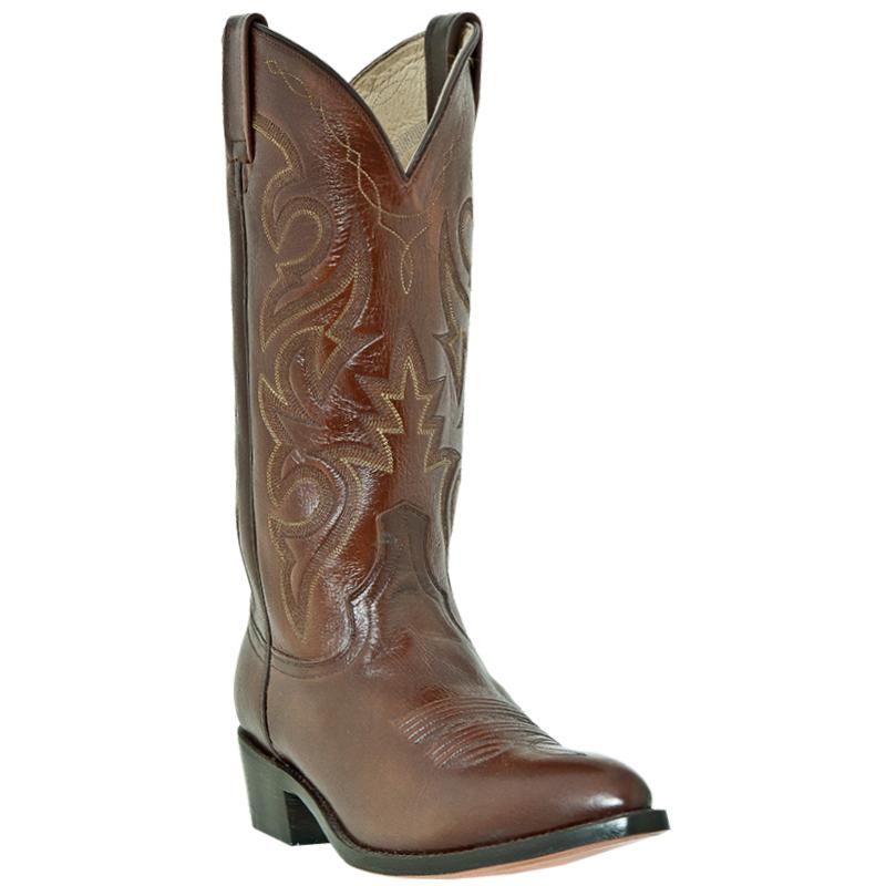 dan post mens leather milwaukee j toe 13 cowboy boots