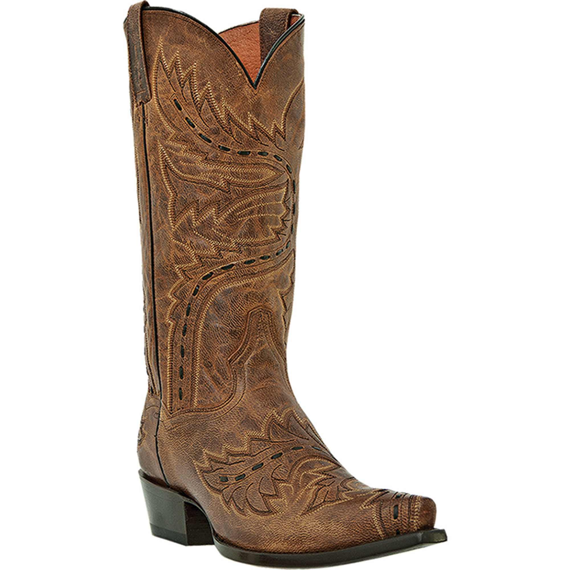 dan post mens mad cat leather sidewinder cowboy boots