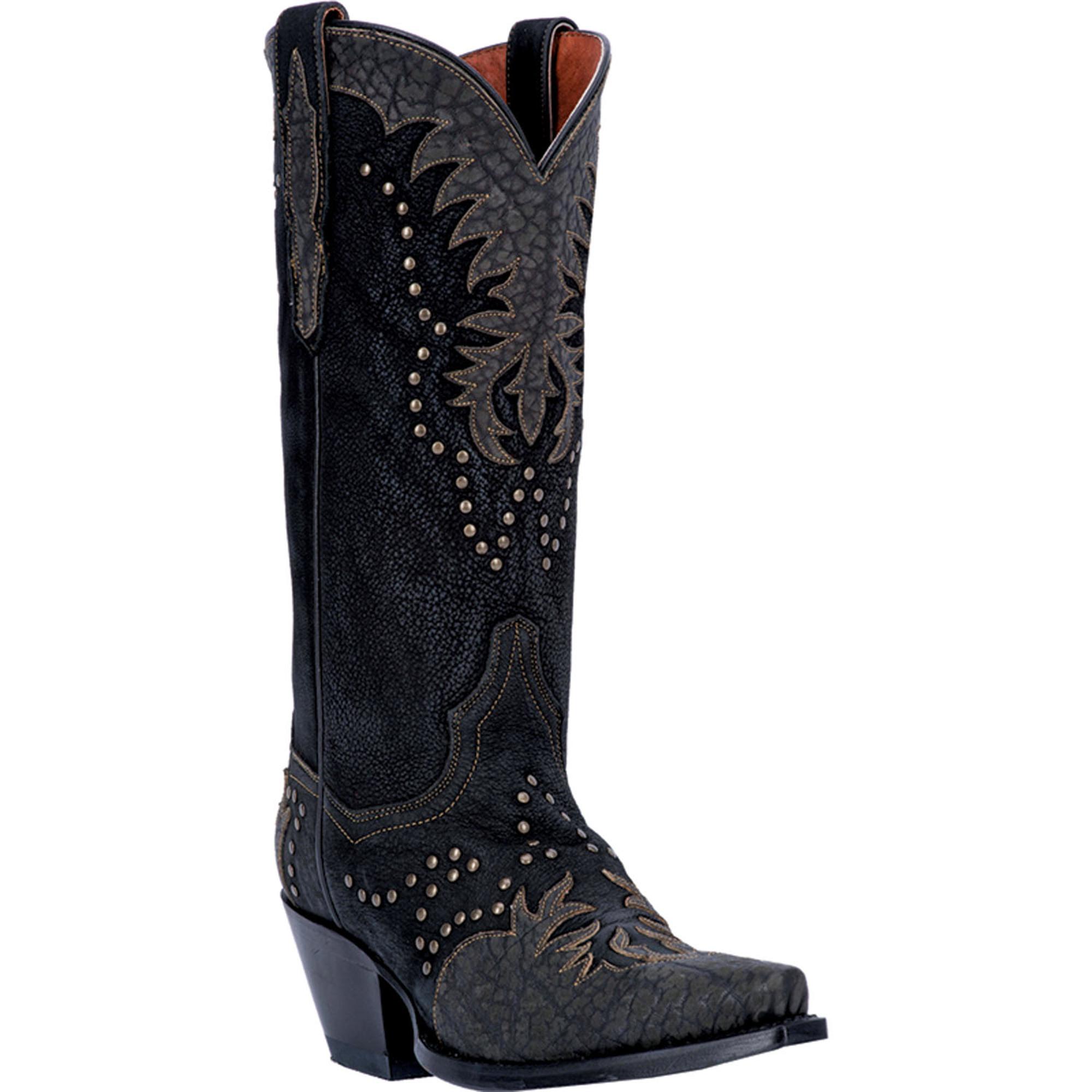 Excellent In The Dan Post Maria Boots In Black Mignon Leather The Dan Post