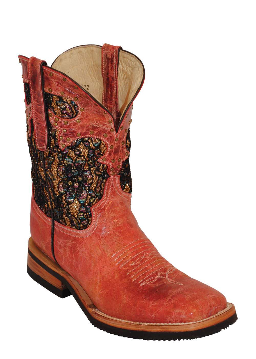Fantastic Alfa Img  Showing Gt Leather Cowboy Boots For Women