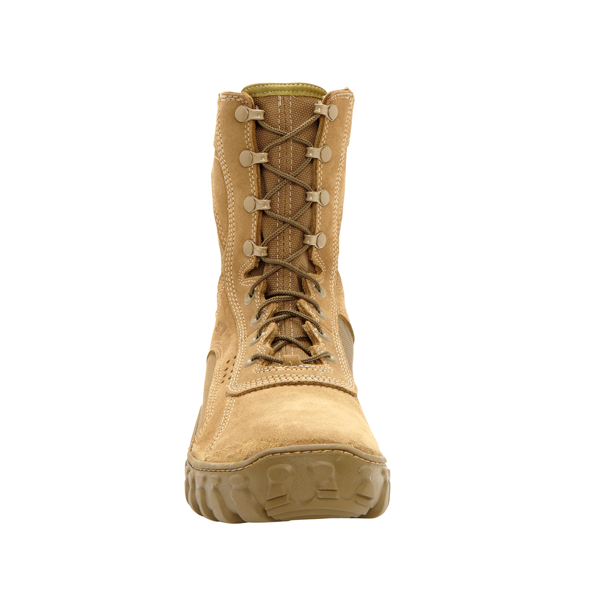 rocky s2v mens coyote brown leather combat tactical