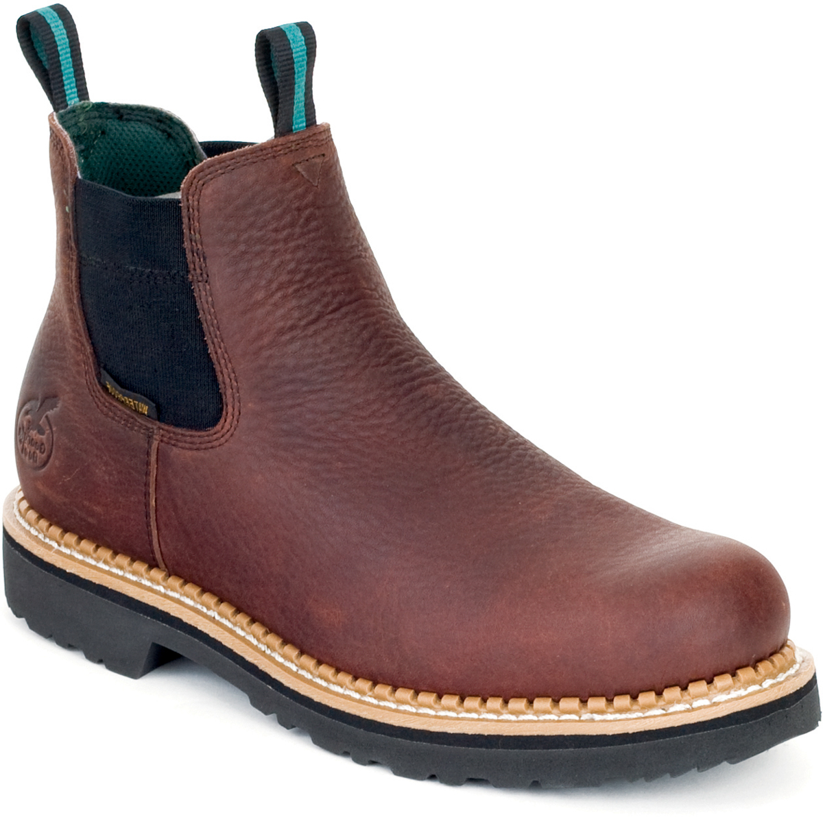 how to break in leather steel toe work boots