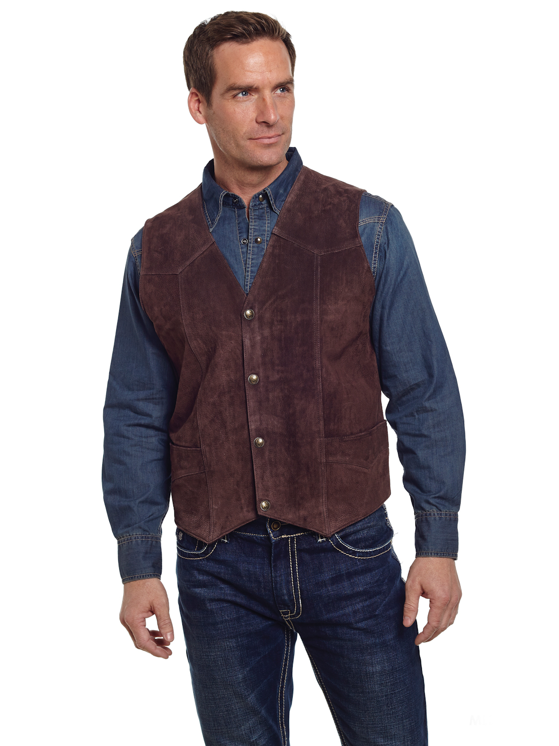 Find great deals on eBay for mens suede vest. Shop with confidence.