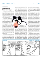 Editorial practiceHoaxed by aNonsense PaperHave you ever received e-ma