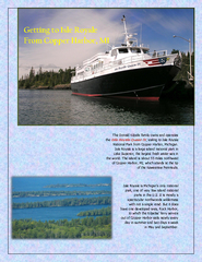 Getting to Isle Royale
