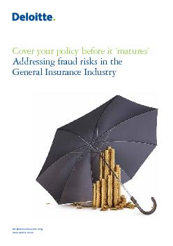 For private circulation onlywww.deloitte.com/inCover your policy befor PDF document - DocSlides