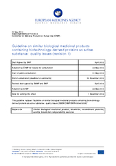 22 MayEMA/CHMP/BWP/247713/2012Committee for Medicinal Products for Hum PDF document - DocSlides