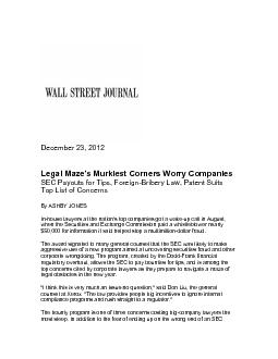 whistleblower complaint, they worry about running afoul of the tough f