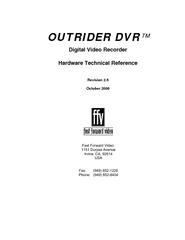 OUTRIDER DVR