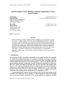 JournalofMachineLearningResearch13(2012)2279-2292Submitted8/11;Revised