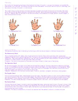 The Square HandThe square hand has a square palm, a square wrist, and PowerPoint PPT Presentation