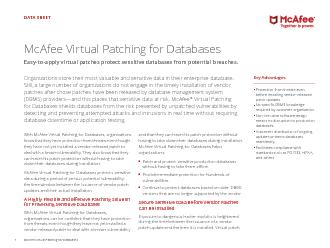 Organizations store their most valuable and sensitive data in their en