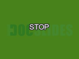 STOP AND FRISK PowerPoint PPT Presentation