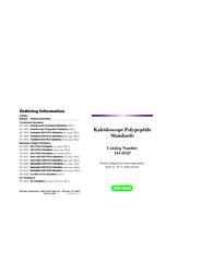 Kaleidoscope Polypeptide