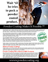 Powder Coating Makes It Possible