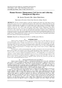 International Journal of Business and Management Invention ISSN Online