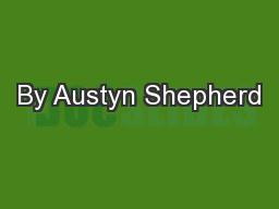 By Austyn Shepherd