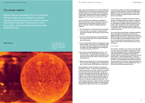 Munich Re, Weather catastrophes and climate changeMunich Re, Weather c