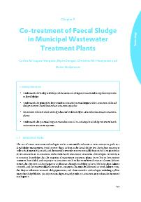 Technology177Chapter 9 Co-treatment of Faecal Sludge in Municipal Wast