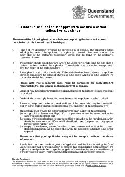 Page  of the application form must be completed in all respects