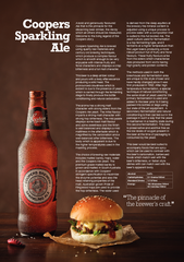 A bold and generously avoured Ale that is the pinnacle for the discer