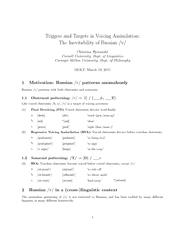 2.1Languageswithambiguouspatterningof/v/(non-exhaustive)FinalDevoicing