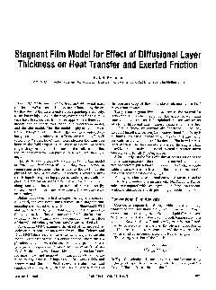 Diffusional Layer Transfer and and Management, large mass-transfer rat