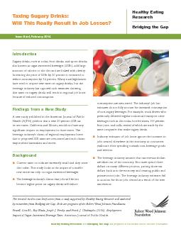 Healthy Eating Research
