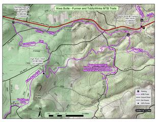 Kiwa Butte Trail