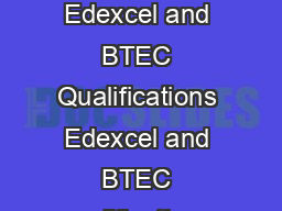 Mark Scheme Results Summer  GCSE Biology BIH Paper   Edexcel and BTEC Qualifications Edexcel and BTEC qualifications come from Pearson the worlds leading learning company