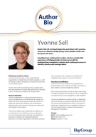 Head of the UK  Ireland leadership and talent LT practice Yvonne is a director at Hay Group and a member of the core European LT team