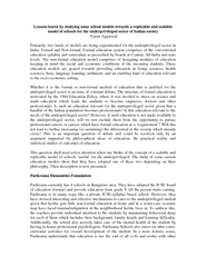 NGOs on health-care, nutrition and family care in the slums near which