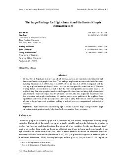 JournalofMachineLearningResearch13(2012)1059-1062Submitted8/11;Revised