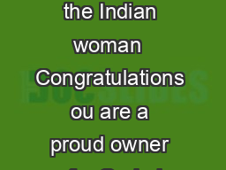 E  E The only kitchen designed for the Indian woman  Congratulations ou are a proud owner of a Godrej Modular Kitchen PDF document - DocSlides