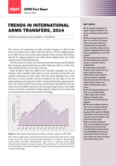 KEY FACTS The volume of transfers of major weapons in 2010 PowerPoint PPT Presentation
