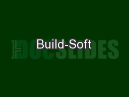 Build-Soft