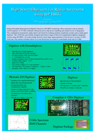 High Speed Digitisers for RadioAstronomy High Speed Digitisers for RadioAstronomy using InP HBTs using InP HBTs Paul Roberts PDF document - DocSlides