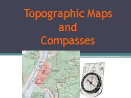 Topographic Maps PowerPoint PPT Presentation