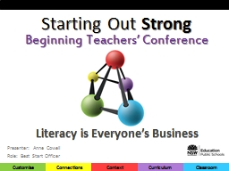 Literacy is Everyone's Business